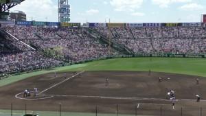 夏の甲子園2016~接戦な展開だった、1回戦「佐久長聖 - 鳴門」~(4)22