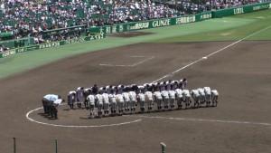 夏の甲子園2016~接戦な展開だった、1回戦「佐久長聖 - 鳴門」~(4)34