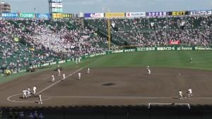 夏の甲子園2016~点の取り合いな展開だった、1回戦「九州国際大付 - 盛岡大付」~(6)4
