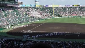夏の甲子園2016~点の取り合いな展開だった、1回戦「九州国際大付 - 盛岡大付」~(6)5