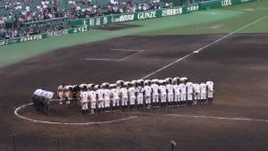 夏の甲子園2016~点の取り合いな展開だった、1回戦「九州国際大付 - 盛岡大付」~(6)33