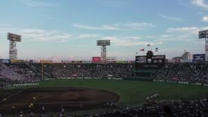 夏の甲子園2016~点の取り合いな展開だった、1回戦「九州国際大付 - 盛岡大付」~(6)1