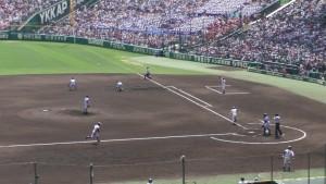 夏の甲子園2016~安定した強さの履正社だった、1回戦「高川学園 - 履正社」~(9)22