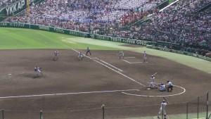 夏の甲子園2016~安定した強さの履正社だった、1回戦「高川学園 - 履正社」~(9)4