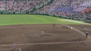 夏の甲子園2016~安定した強さの履正社だった、1回戦「高川学園 - 履正社」~(9)6