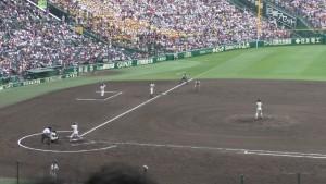 夏の甲子園2016~作新学院の攻撃力が目立った、3回戦「花咲徳栄 - 作新学院」~(14)19