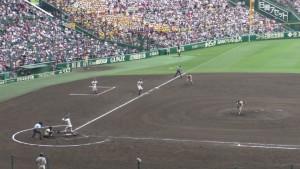 夏の甲子園2016~作新学院の攻撃力が目立った、3回戦「花咲徳栄 - 作新学院」~(14)23