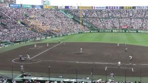夏の甲子園2016~作新学院の攻撃力が目立った、3回戦「花咲徳栄 - 作新学院」~(14)24