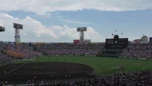 夏の甲子園2016~作新学院の攻撃力が目立った、3回戦「花咲徳栄 - 作新学院」~(14)1