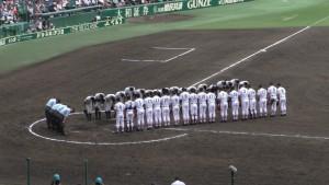 夏の甲子園2016~両投手の投げ合いが面白かった、3回戦「木更津総合 - 広島新庄」~(15)28
