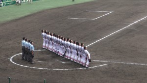 夏の甲子園2016~両投手の投げ合いが面白かった、3回戦「木更津総合 - 広島新庄」~(15)31