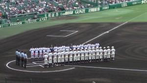 3回戦「日南学園 - 北海」~(16)15