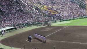 準々決勝「常総学院 - 秀岳館」~(17)10