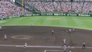 準々決勝「鳴門 - 明徳義塾」~(18)14