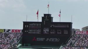 準々決勝「鳴門 - 明徳義塾」~(18)31