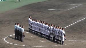 準々決勝「北海 - 聖光学院」~(19)31