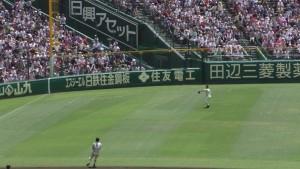 準決勝「作新学院 - 明徳義塾」~(27)38