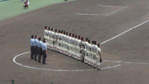 準決勝「作新学院 - 明徳義塾」~(27)12