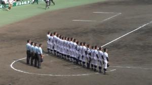 準決勝「北海 - 秀岳館」~(28)37