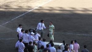 決勝「作新学院 - 北海」~(29)49