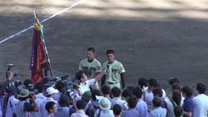 決勝「作新学院 - 北海」~(29)1