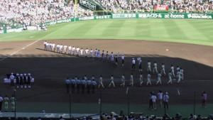 夏の甲子園2016~閉会式~(30)22