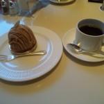 ケーキとコーヒーと新しい小説