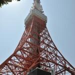 東京タワーはやはりシンボルです!