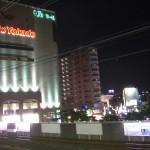 亀有駅ホーム