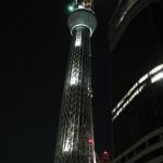 東京スカイツリー~クリスマス・イルミネーション~
